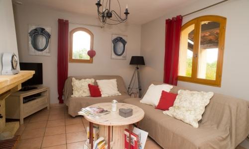 Villa Les oliviers Salon Séjour (28)